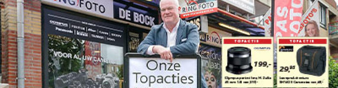 Foto de Bock en het belang van vakkennis en service