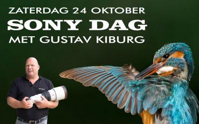 SONY DAG met Gustav Kiburg