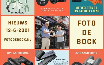 Foto De Bock Nieuws 12-6-2021