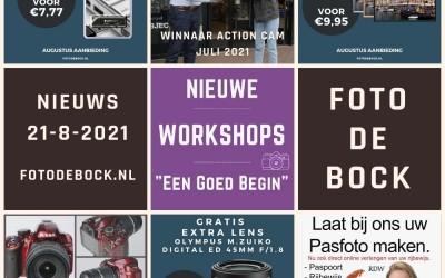 Foto De Bock Nieuws 21-8-2021