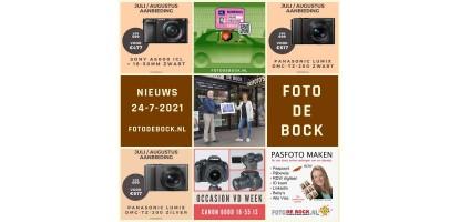 Foto De Bock Nieuws 24-7-2021