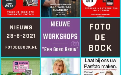 Foto De Bock Nieuws 28-8-2021