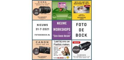 Foto De Bock Nieuws 31-7-2021