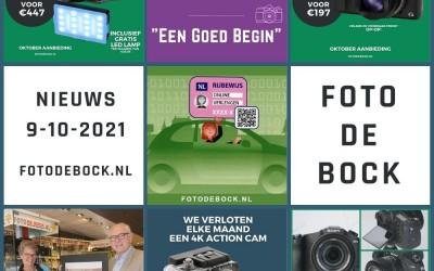 Foto De Bock Nieuws 9-10-2021