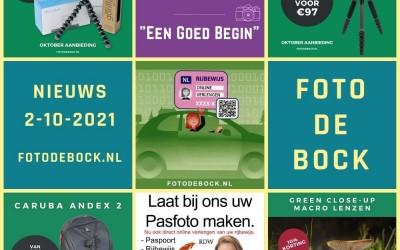 Foto De Bock Nieuws 2-10-2021