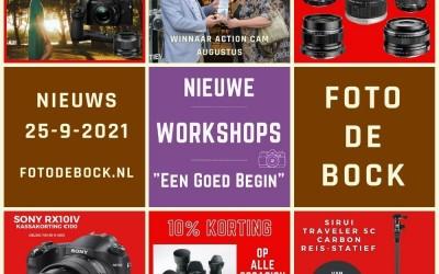 Foto De Bock Nieuws 25-9-2021