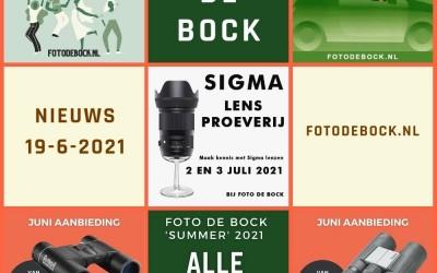 Foto De Bock Nieuws 19-6-2021