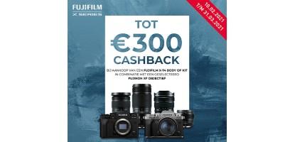 Fujifilm vroege voorjaarsdeals 2021