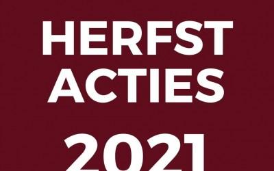 Herfst Acties 2021