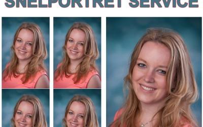 Snelportret Service