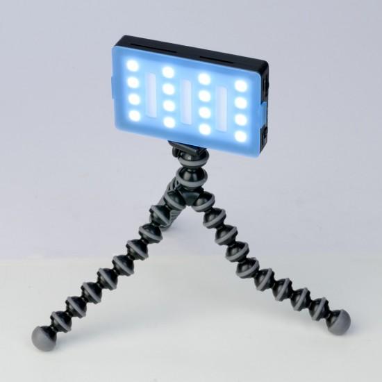 Actie set LED verlichting + GorillaPod