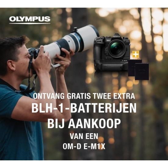 Olympus OM-D E-M1X body zwart