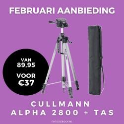 Cullmann Alpha 2800 - februari aanbieding