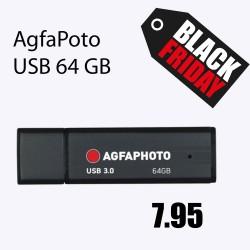 Agfa Photo 64GB USB 3.0 Stick