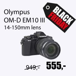 Olympus OM-D E-M10 Mark III 14-150mm