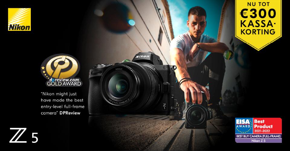 Nikon Kassakorting
