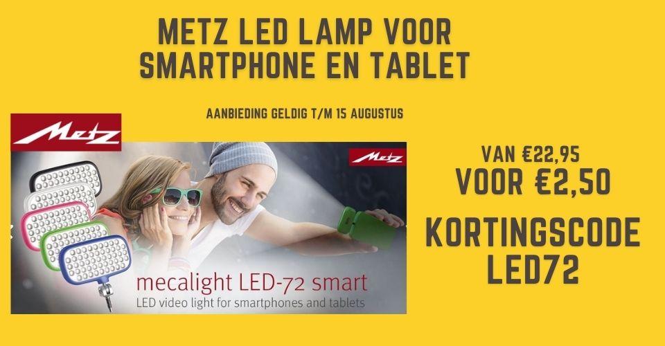 Metz Led72