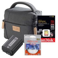 Actie set 03 Sony A6000-serie