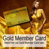 Meldt u aan voor de Goldmember Card