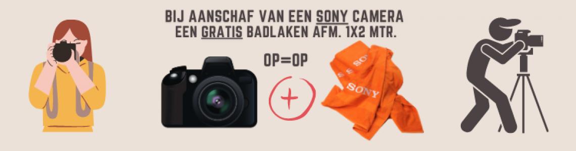 Sony Acties