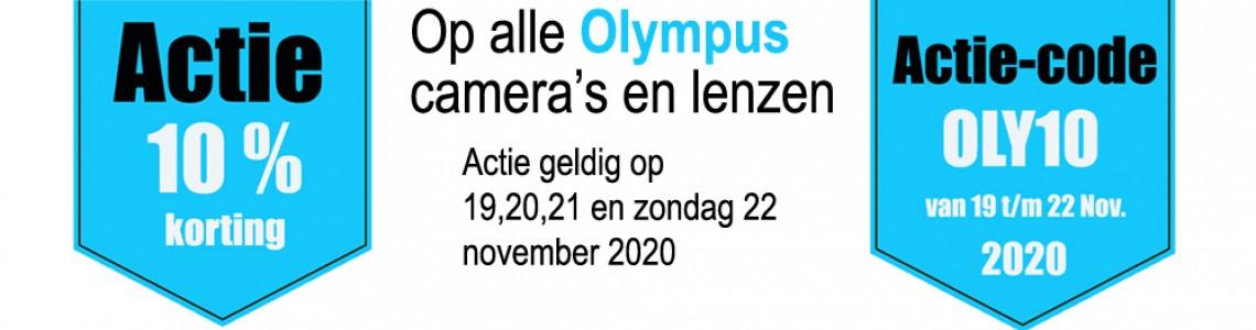 Olympus PEN & OM-D
