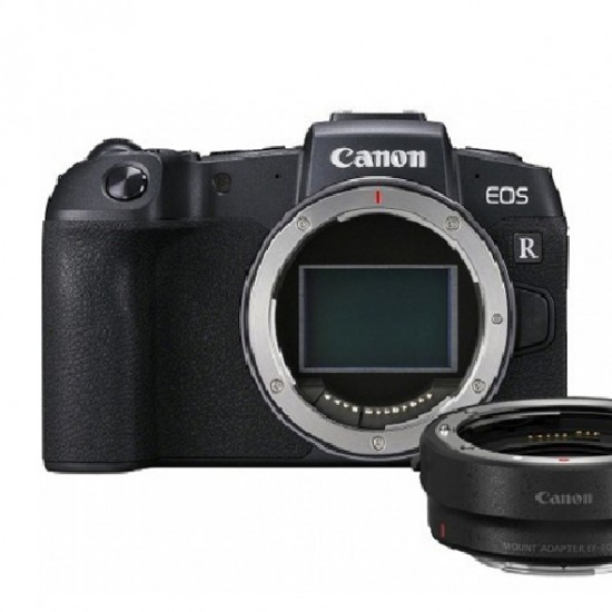 Canon EOS RP body zwart + MT ADPT adaptor