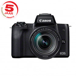 Canon EOS M50 18-150mm  IS STM