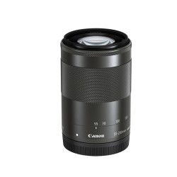 Canon EF-M 55-200mm f 4.5-6.3 IS STM zwart