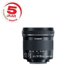 Canon EF-S 10-18mm STM