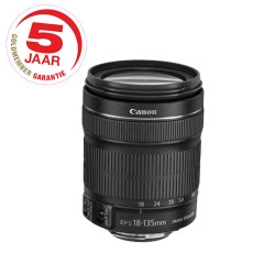 Canon EFS 18-135 3.4-5.6 IS STM
