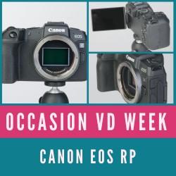 Occasion: Canon EOS RP Body