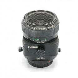 Occasion: Canon 90mm Tilt-Shift f 2.8