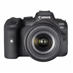 Canon EOS R6 + RF 24-105mm F/4-7.1 IS STM