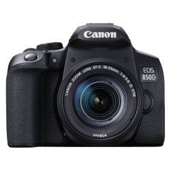 Canon EOS 850D + 18-55mm F/4.0-5.6 IS STM