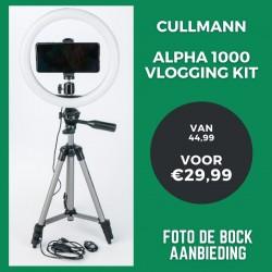 Cullmann Alpha 1000 Vlogging kit