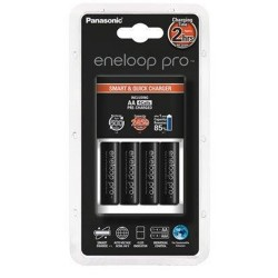 Panasonic Eneloop Pro snellader