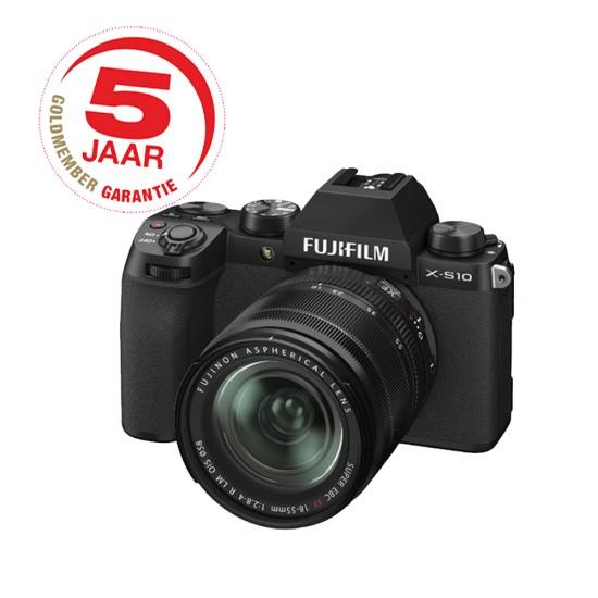 Fujifilm X-S10 18-55mm