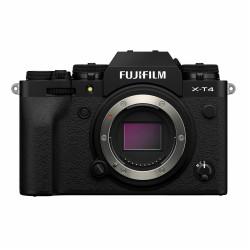 Fujifilm X-T4 zwart + XF 16-55 F2,8 + XF 50-140 F2,8 + 2e accu NP-W235
