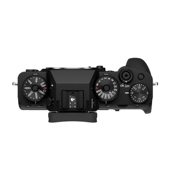 Fujifilm X-T4 body zwart