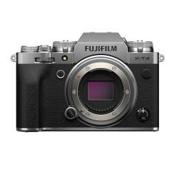 Fujifilm X-T4 body zilver