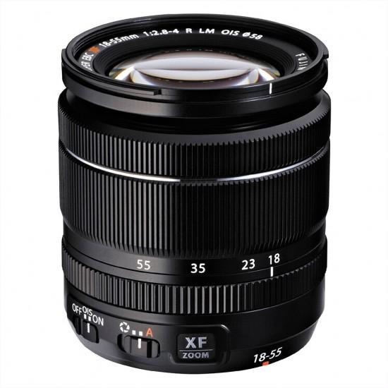 Fujifilm X-T30 systeemcamera Black + XF 18-55mm + XF 55-200mm (Na cashbak €1589)
