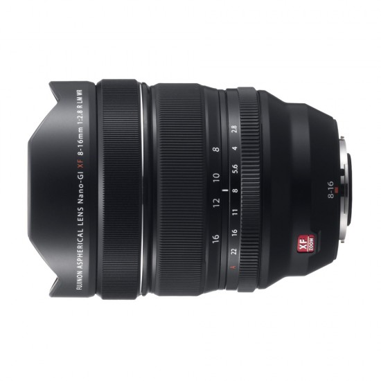 Fujinon XF 8-16mm F2.8 R LM WR