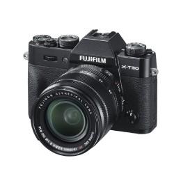 Fujifilm X-T30 zwart + XF 18-55mm - zwart