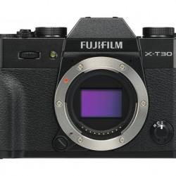 Fujifilm X-T30 body - zwart