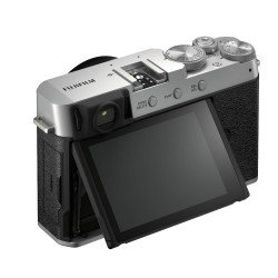 Fujifilm X-E4 body zwart