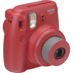 Fujifilm Instax Mini 8 rood