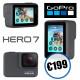GoPro Hero 7 zilver