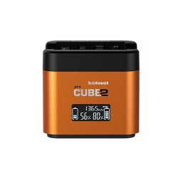 Hähnel Cube2 pro lader voor sony