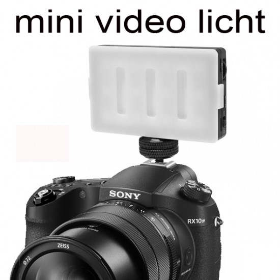 Mcoplus Mini led licht lux 1600