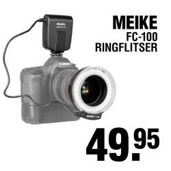 Meike FC-100 ringflitser
